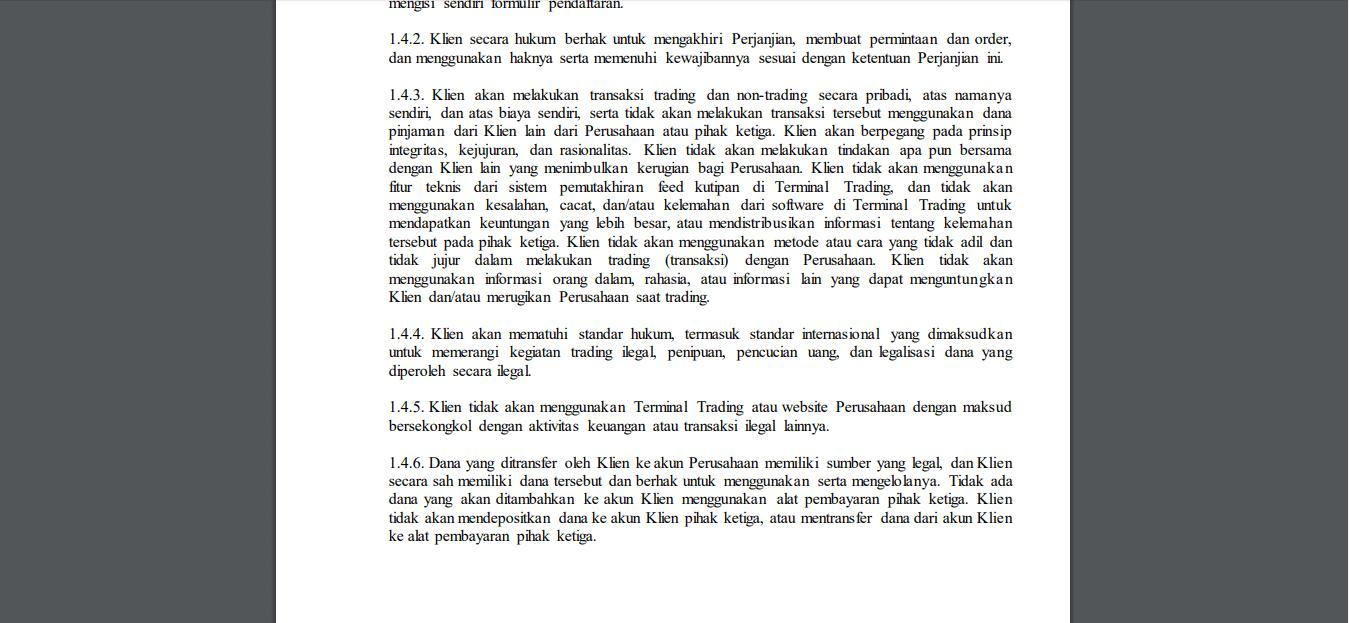 OlympTrade di regulasi oleh the Financial Commission