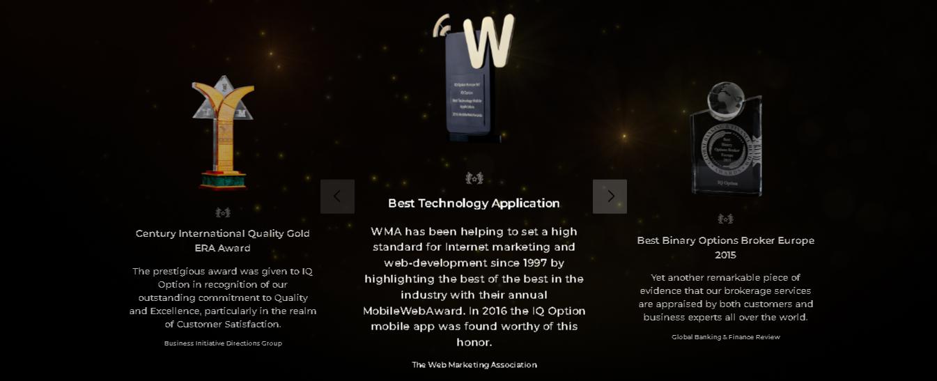 Penghargaan Best Technology Application