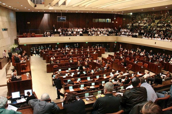parlemen Israel secara resmi menerbitkan undang-undang yang melarang perdagangan binary options