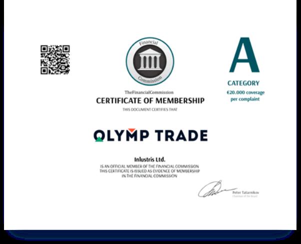 Olymp Trade Keamanan dan Legalitas