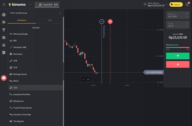 Olymp Trade vs Binomo Tampilan Aplikasi