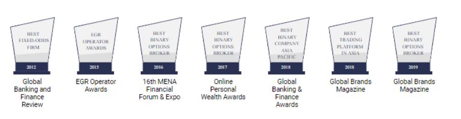 Penghargaan binary.com