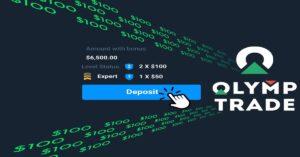 Olypm Trade Deposit